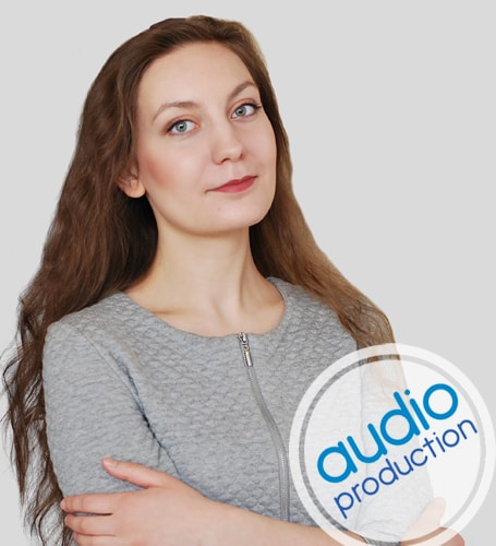 Александра Остроухова диктор женский голос