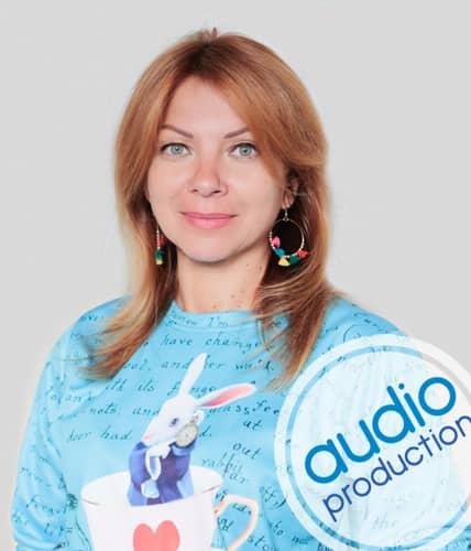 Маргарита Макеева. Диктор, женский голос для озвучки, заказать