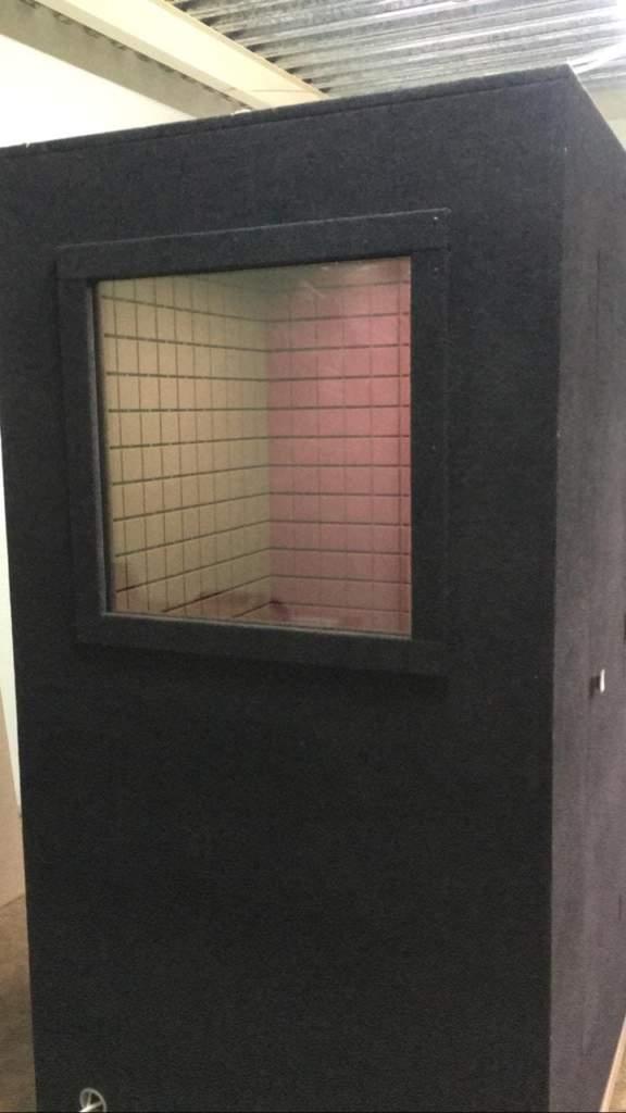 Передвижная звукозаписывающая студия