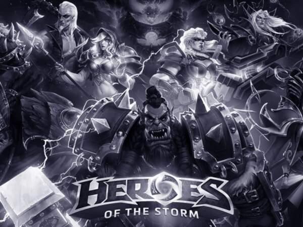 Актеры русской озвучки «Heroes of the Storm»