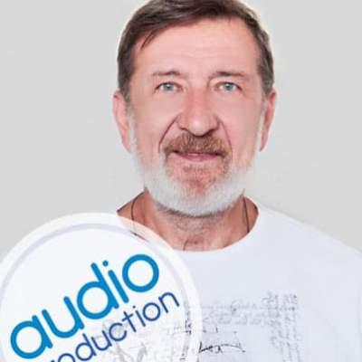 Владимир Левашев голос диктор заказать запись цена
