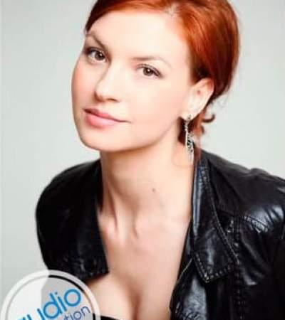 Юлия Горохова диктор голос заказать записать озвучка цена контакты сайт